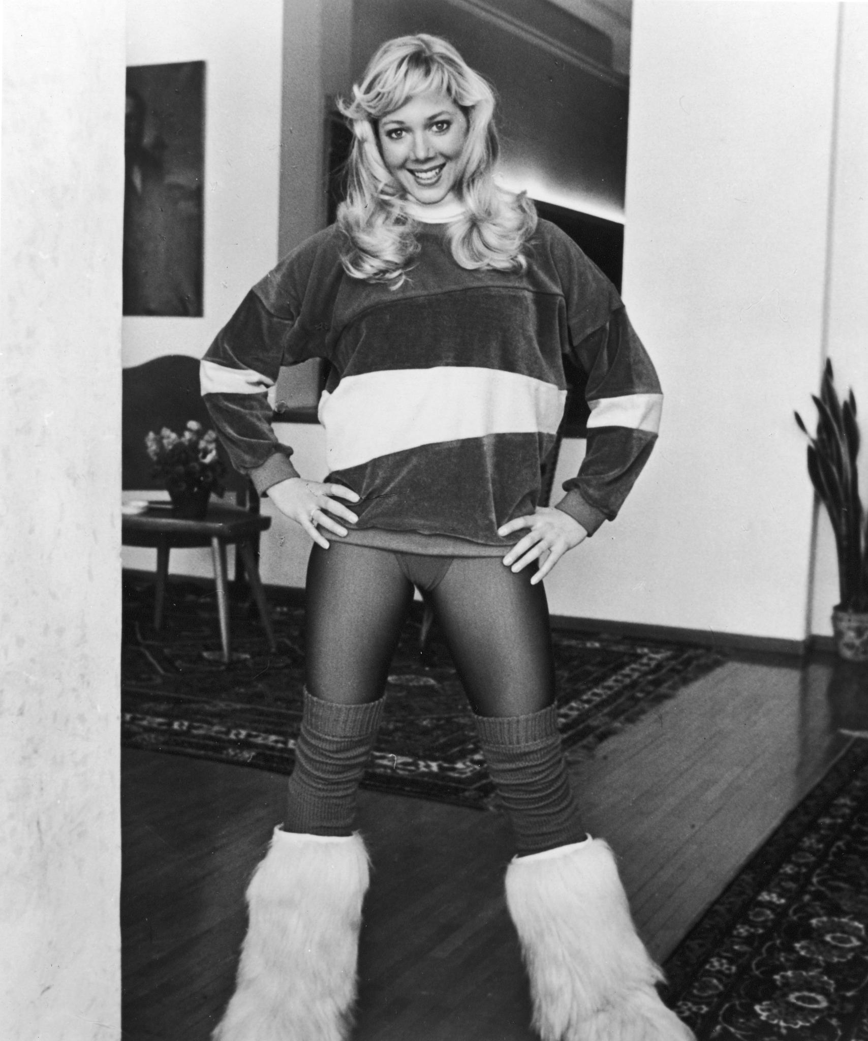 Still of Lynn-Holly Johnson in Tik Tavo akims (1981)