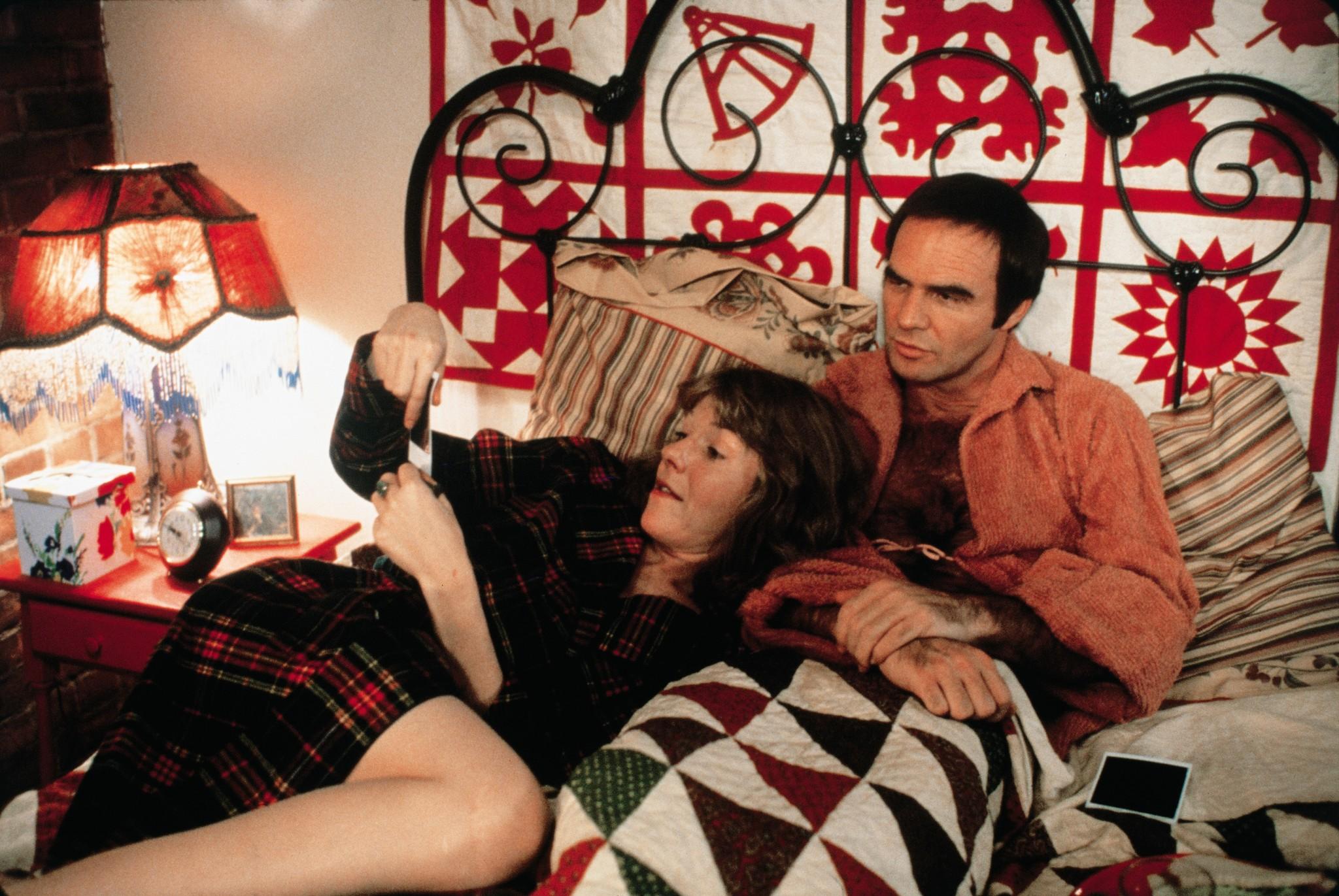 Still of Burt Reynolds and Jill Clayburgh in Starting Over (1979)