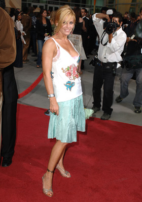 Nicole Eggert at event of Hustle & Flow (2005)
