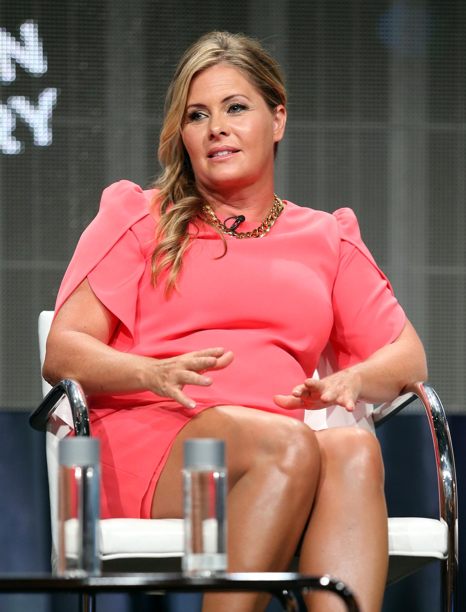 Nicole Eggert at event of Heartbreakers (2014)
