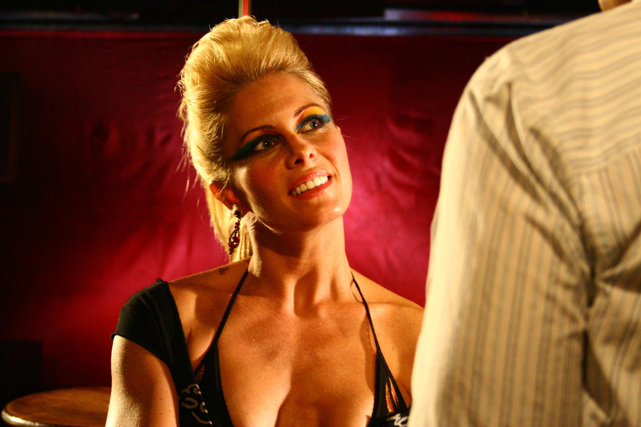Still of Nicole Eggert in Cattle Call (2006)
