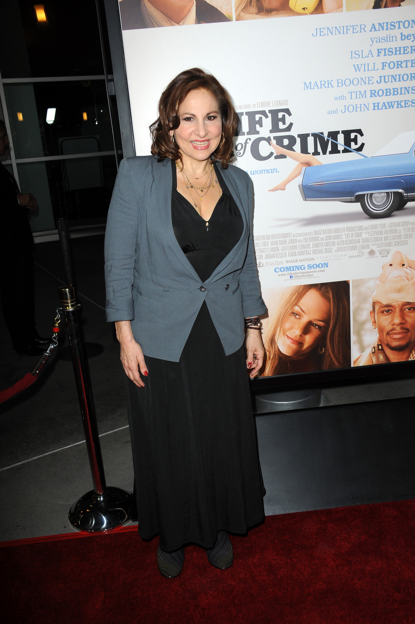 Kathy Najimy at event of Life of Crime (2013)
