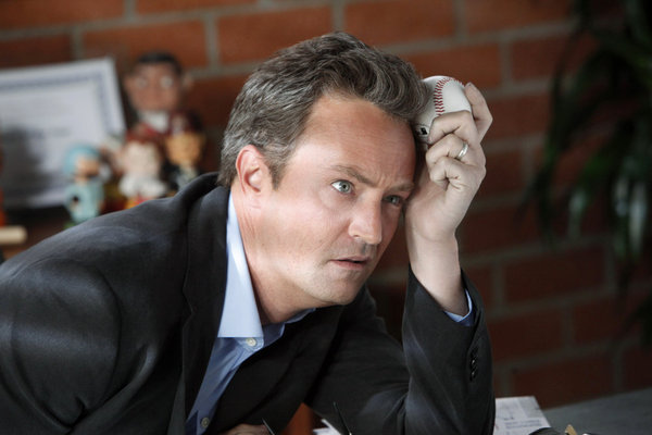 Still of Matthew Perry in Go On (2012)