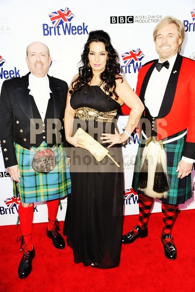 Alice Amter arrives at the Annual BritWeek Launch Party, British Consul General's Residence, April 21st 2015