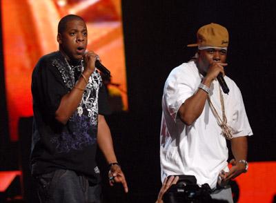 Memphis Bleek and Jay Z