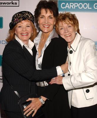 Jeanne Cooper, Linda Dano and Kathleen Noone at event of Carpool Guy (2005)