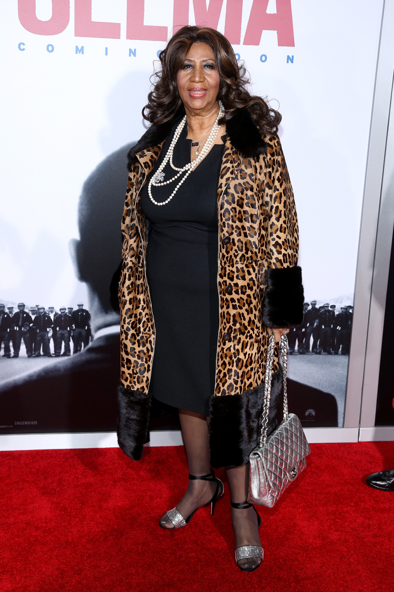 Aretha Franklin at event of Selma (2014)