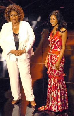 Aretha Franklin and Ameriie