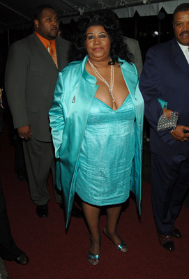 Aretha Franklin at event of The 32nd Annual Daytime Emmy Awards (2005)