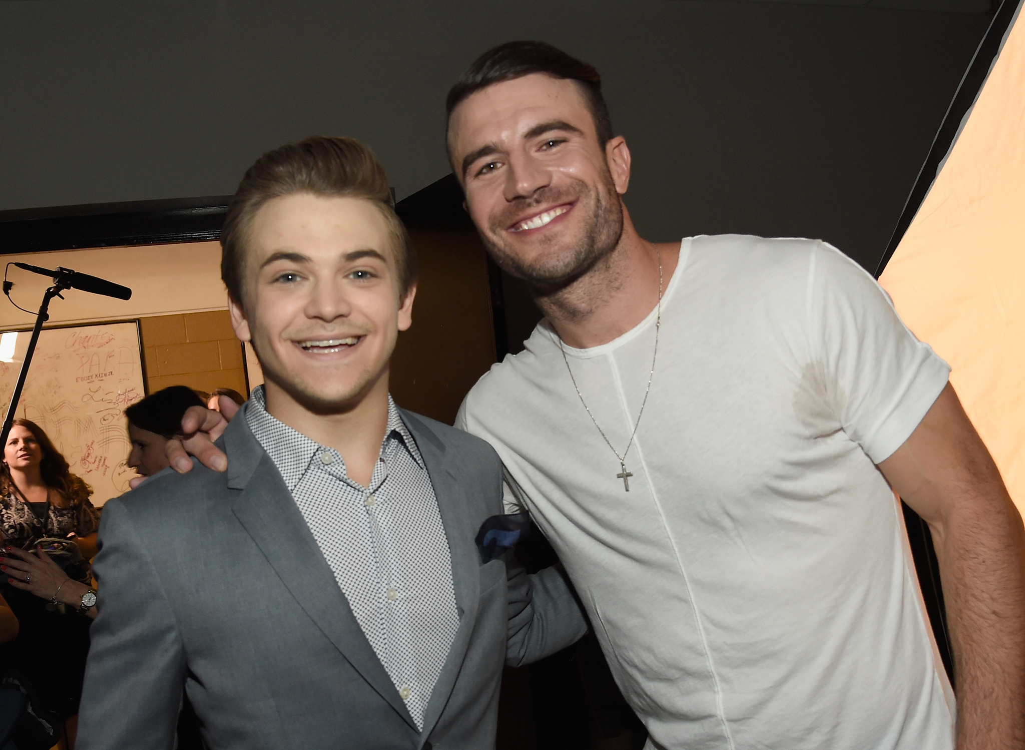Hunter Hayes and Sam Hunt