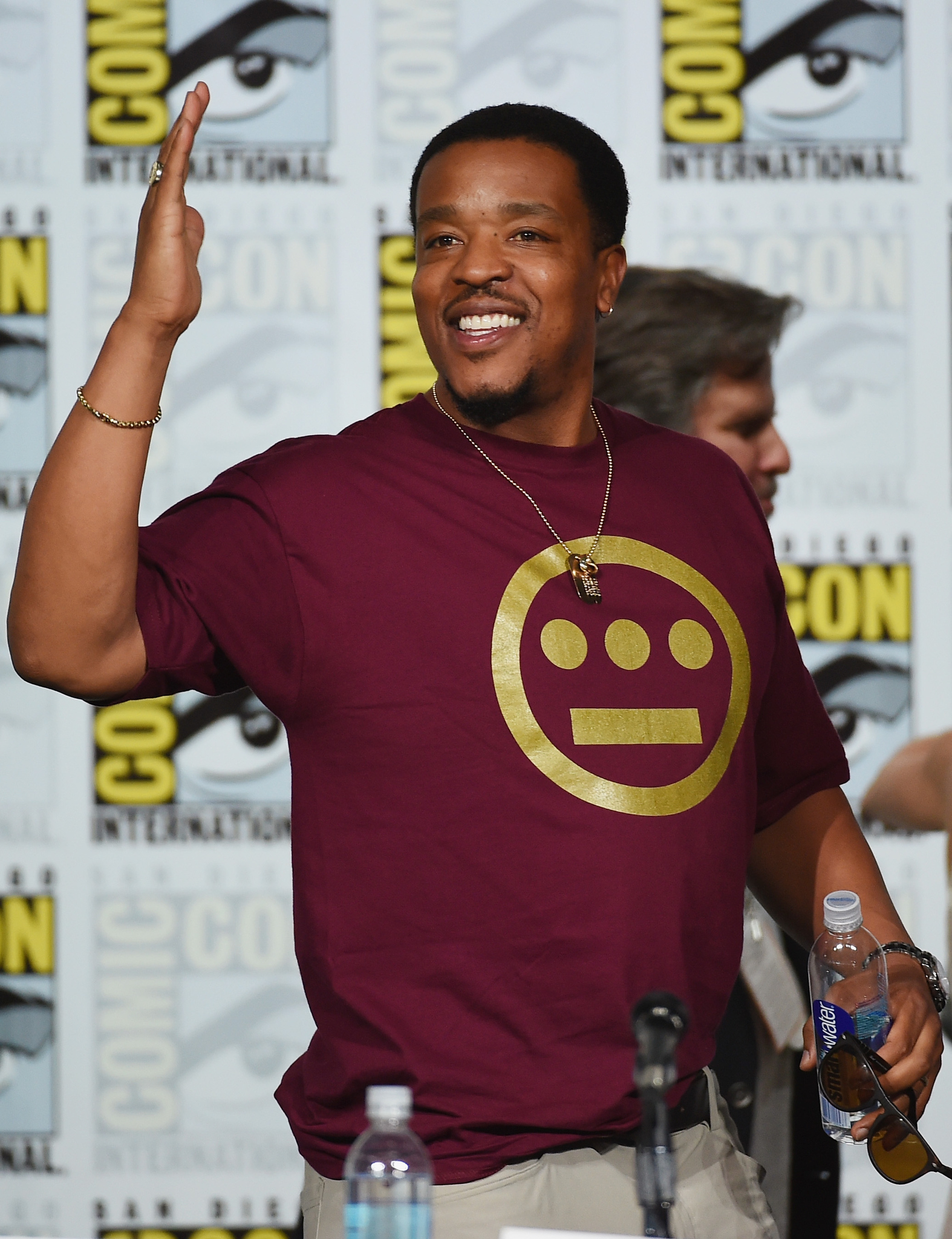 Russell Hornsby at event of Grimm (2011)