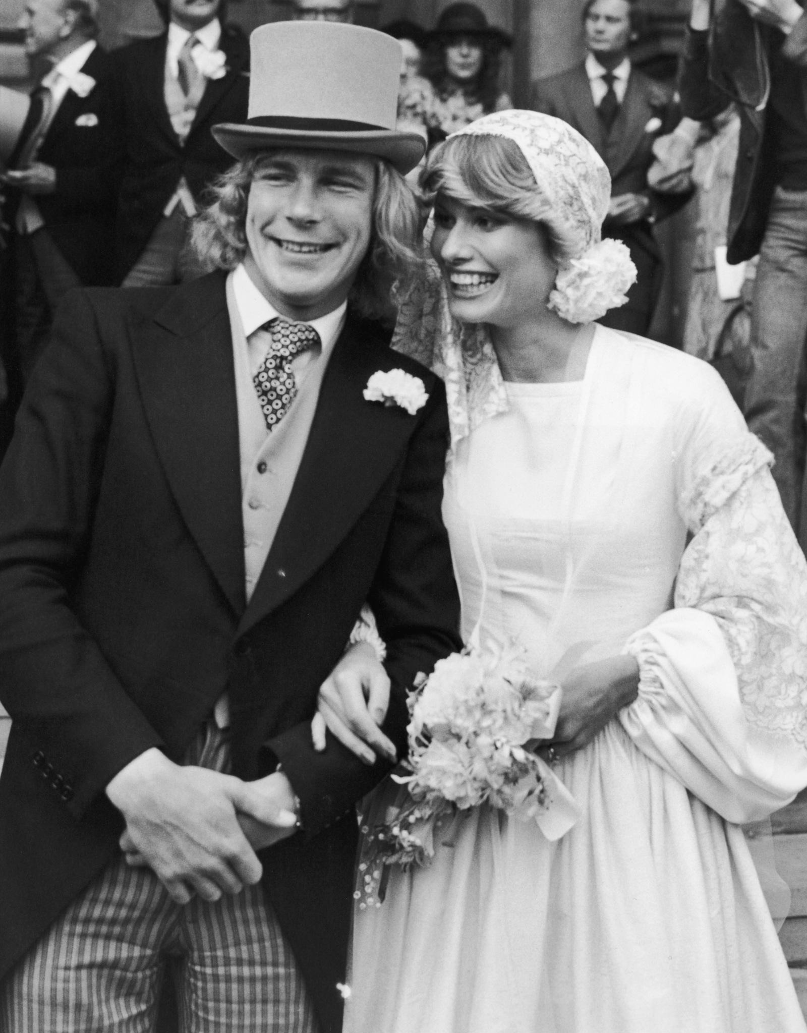 James Hunt and Susan Hunt