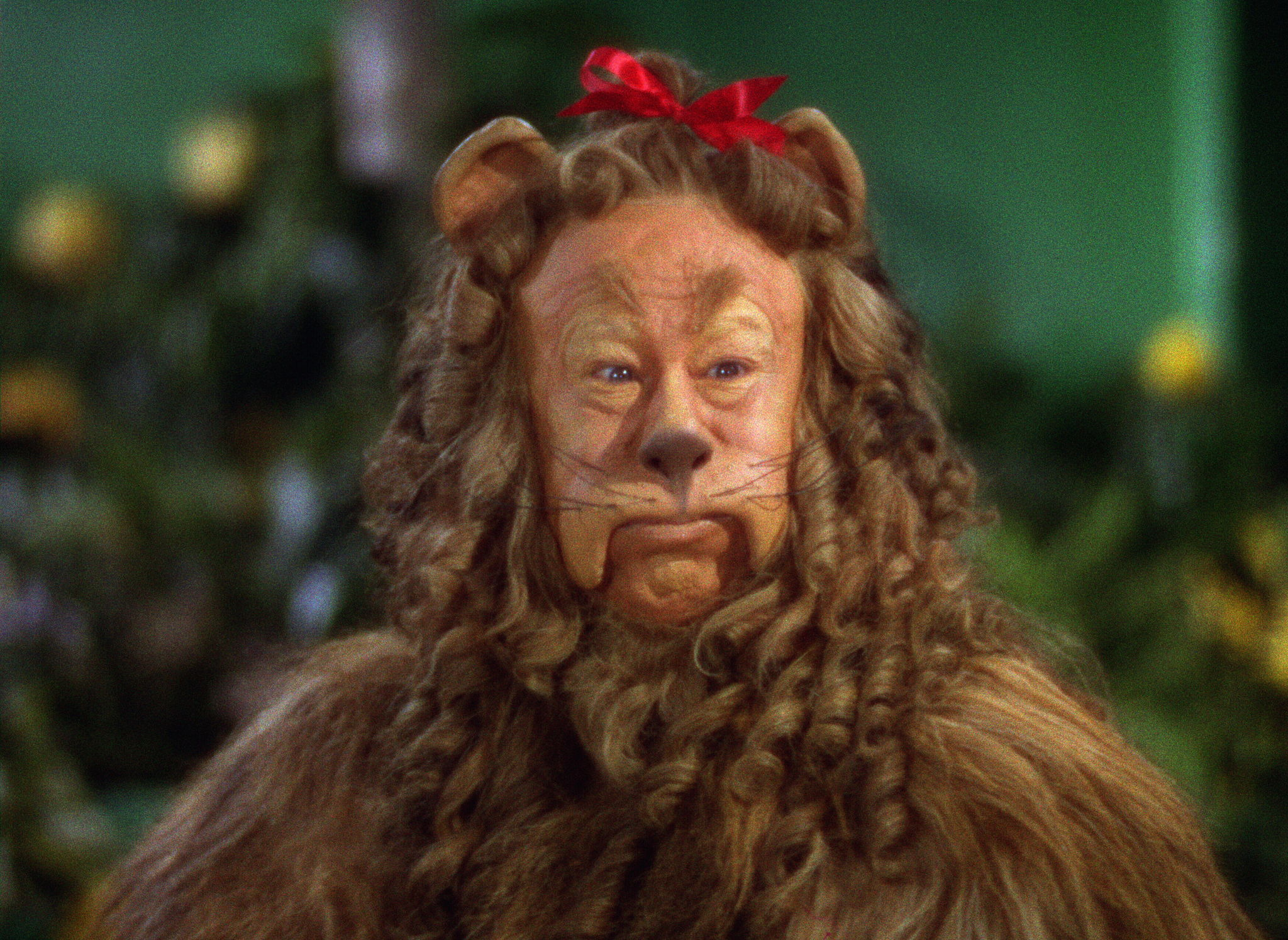 Still of Bert Lahr in The Wizard of Oz (1939)