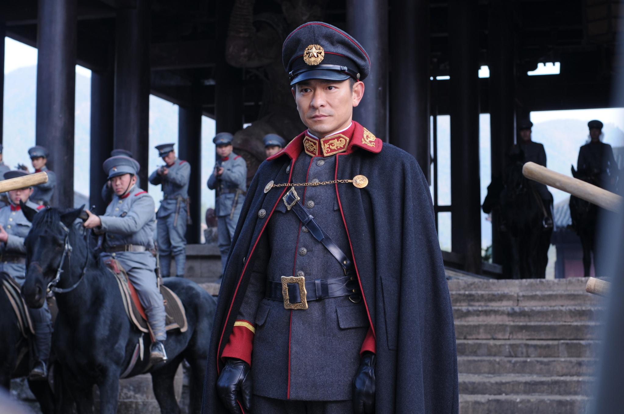 Still of Andy Lau in San siu lam zi (2011)