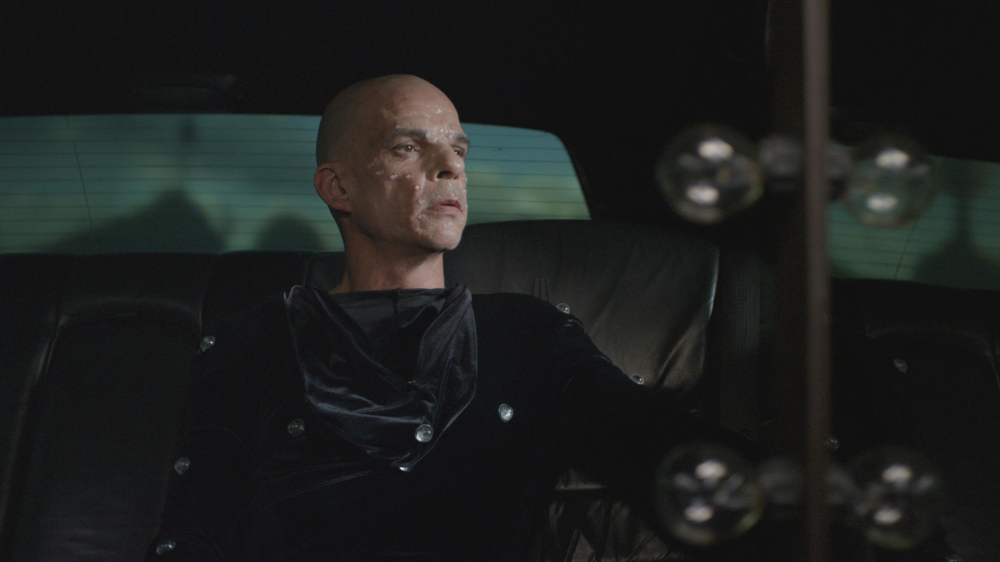 Still of Denis Lavant in Holy Motors (2012)