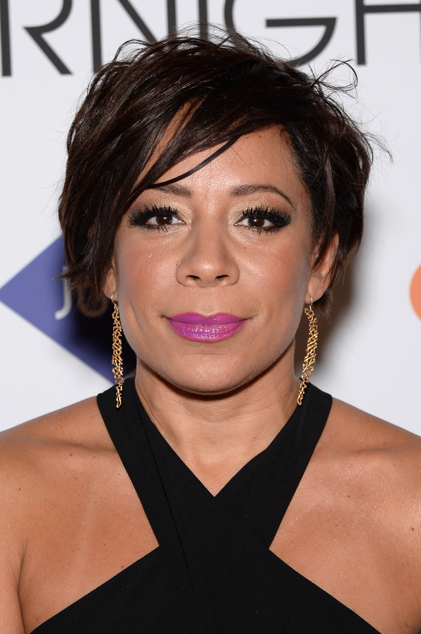 Selenis Leyva at event of The Overnight (2015)
