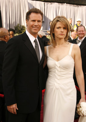 Will Ferrell and Viveca Paulin at event of The 78th Annual Academy Awards (2006)