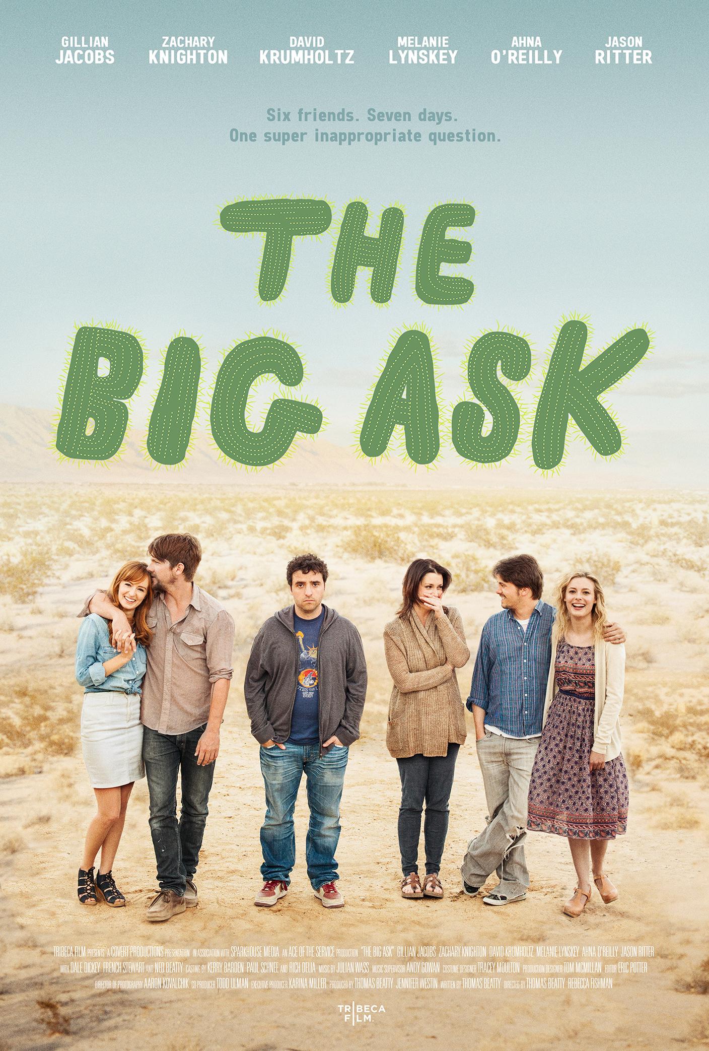 Melanie Lynskey, Zachary Knighton, David Krumholtz, Jason Ritter, Ahna O'Reilly and Gillian Jacobs in Teddy Bears (2013)