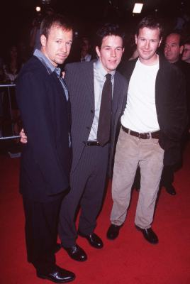 Robert Wahlberg at event of Boogie Nights (1997)