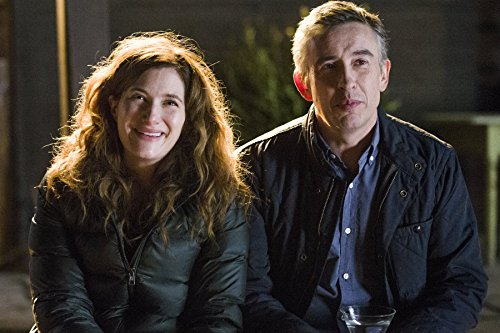 Still of Steve Coogan and Kathryn Hahn in Happyish: Starring Rene Descartes, Adweek and HRH the Princess of Arendelle (2015)