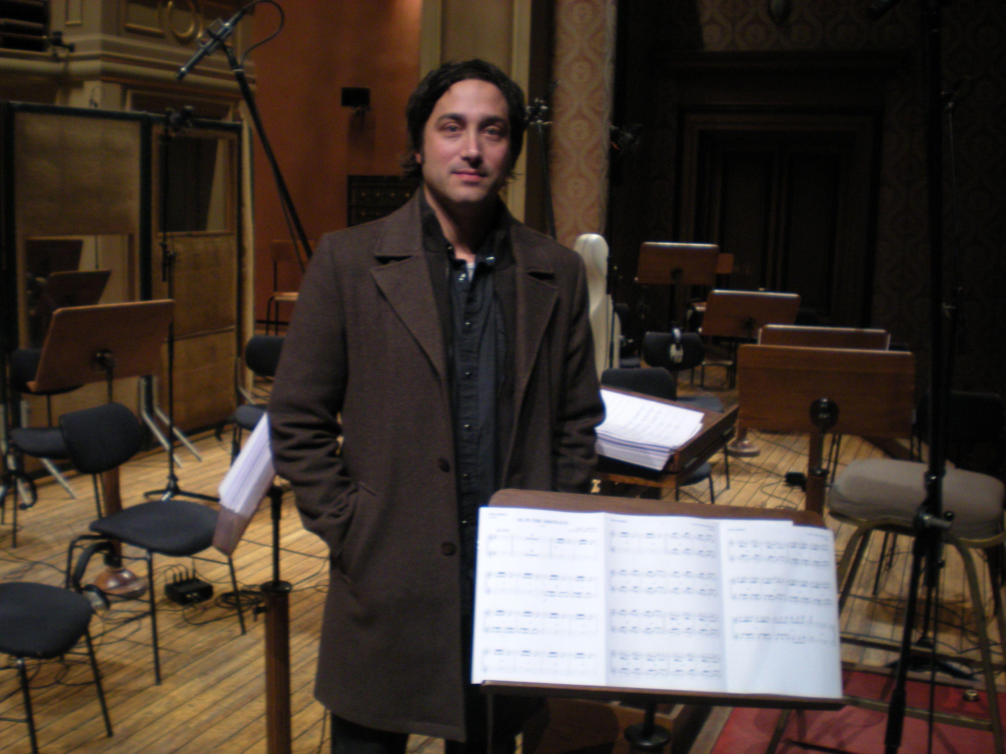 Prague Orchestra Recording