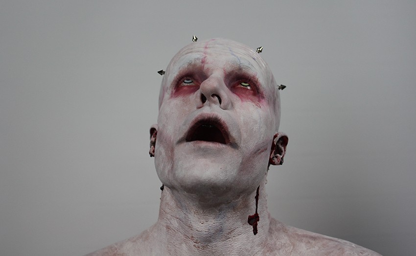 Actor- Jay Bowen Makeup - Mia'kate Russell