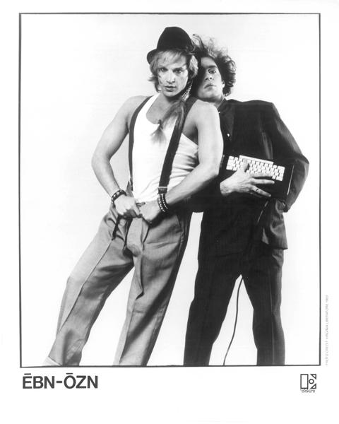 EBN/OZN Elektra Records PR photo for release of album