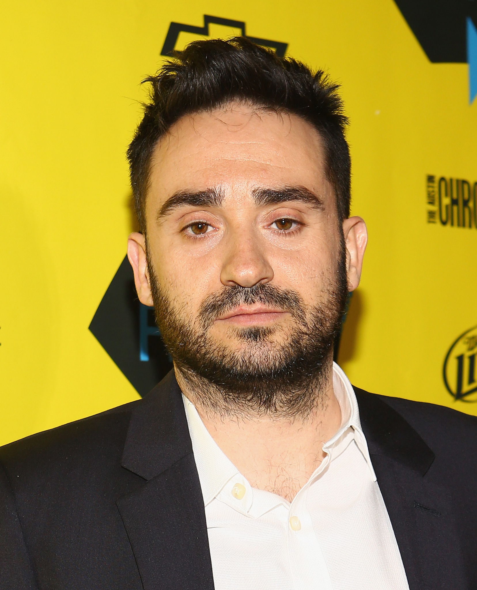 J.A. Bayona at event of Penny Dreadful (2014)