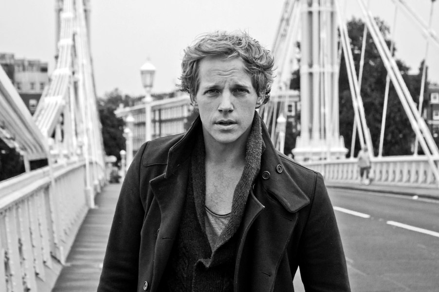 Chris Geere for Interview Magazine