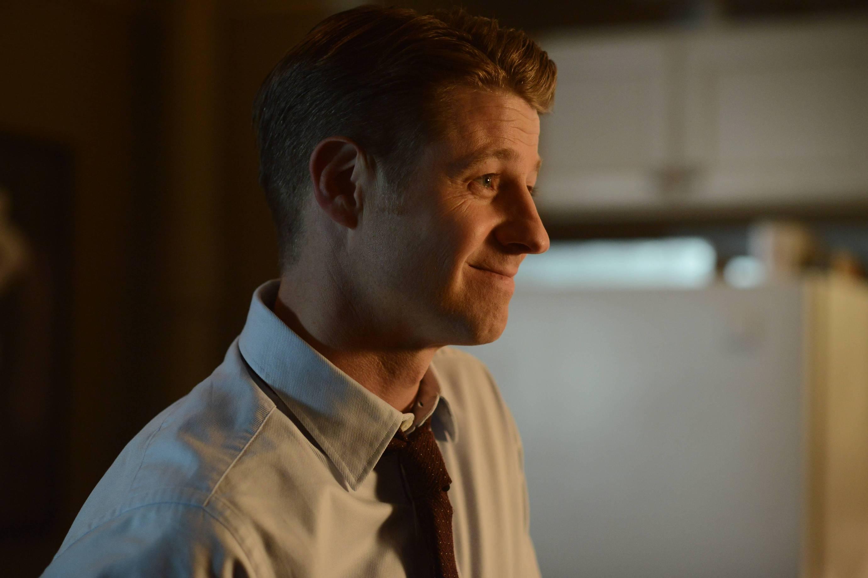 Still of Ben McKenzie in Gotham (2014)