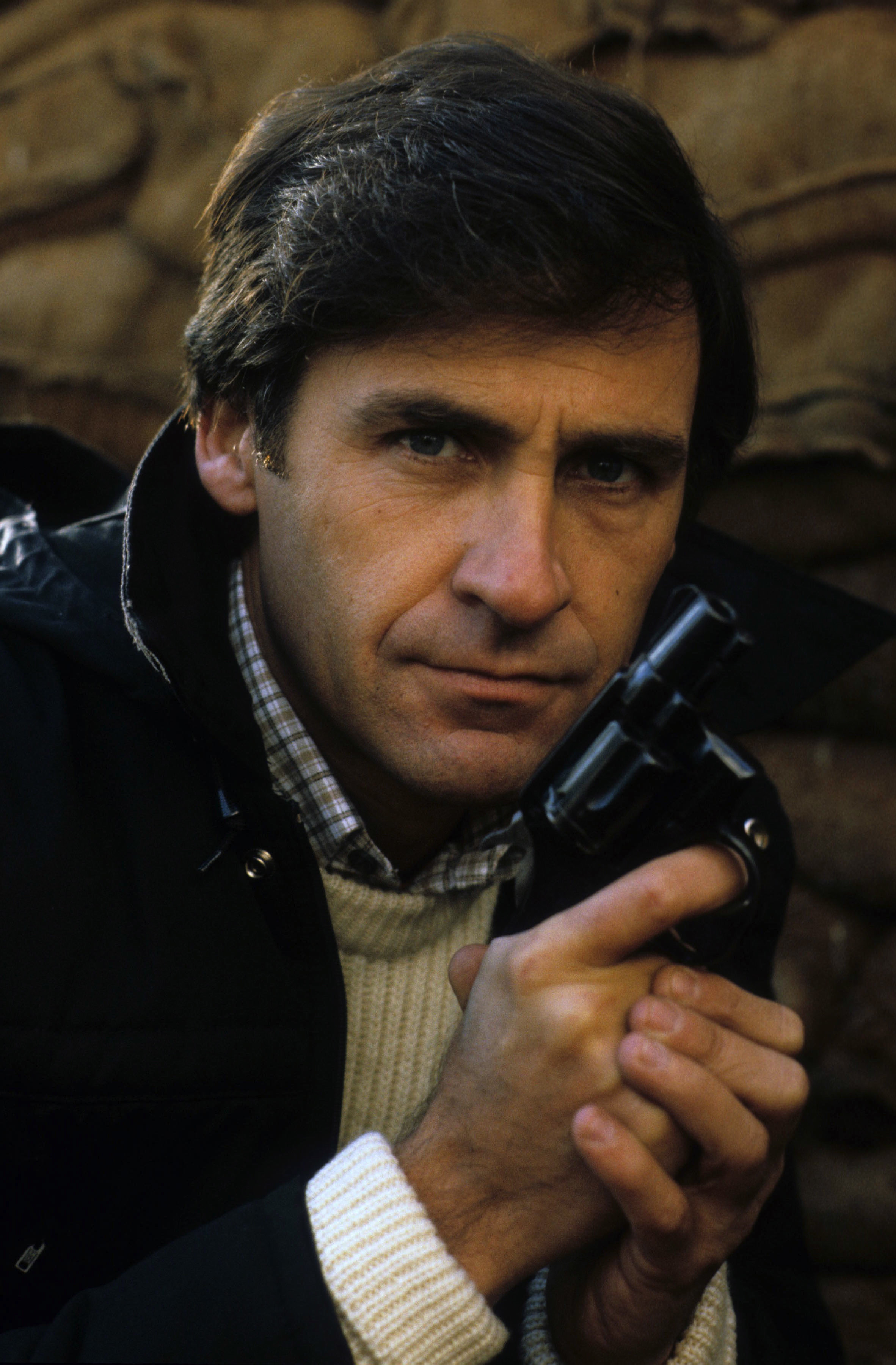 Ray Lonnen as Harry Brown