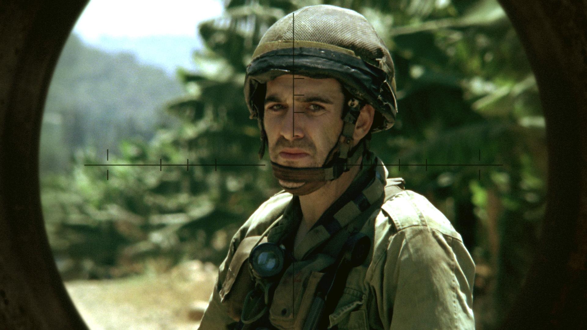 Still of Zohar Shtrauss in Lebanon (2009)