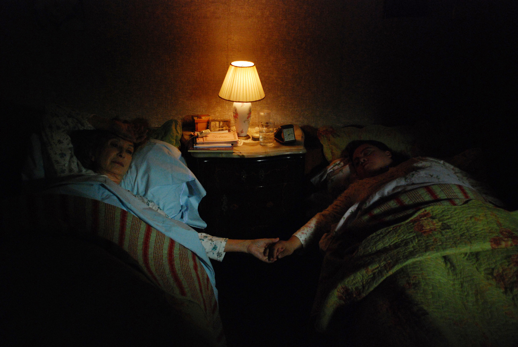 Still of Norma Aleandro and Alejandra Manzo in Anita (2009)