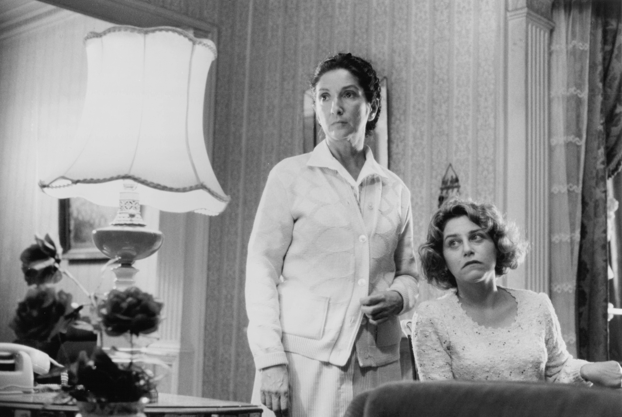 Still of Norma Aleandro and Rachel Chagall in Gaby: A True Story (1987)