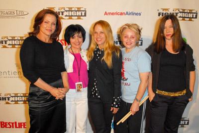 Jane Wiedlin, Charlotte Caffey, Belinda Carlisle, Gina Schock and Kathy Valentine
