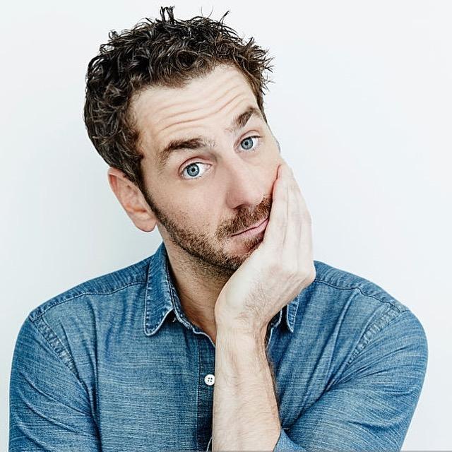 2015 TIFF Portrait for Aaron Abrams (Closet Monster)
