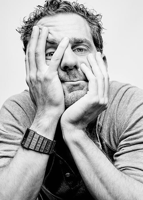 TIFF Portrait of Aaron Abrams (Closet Monster) 2015