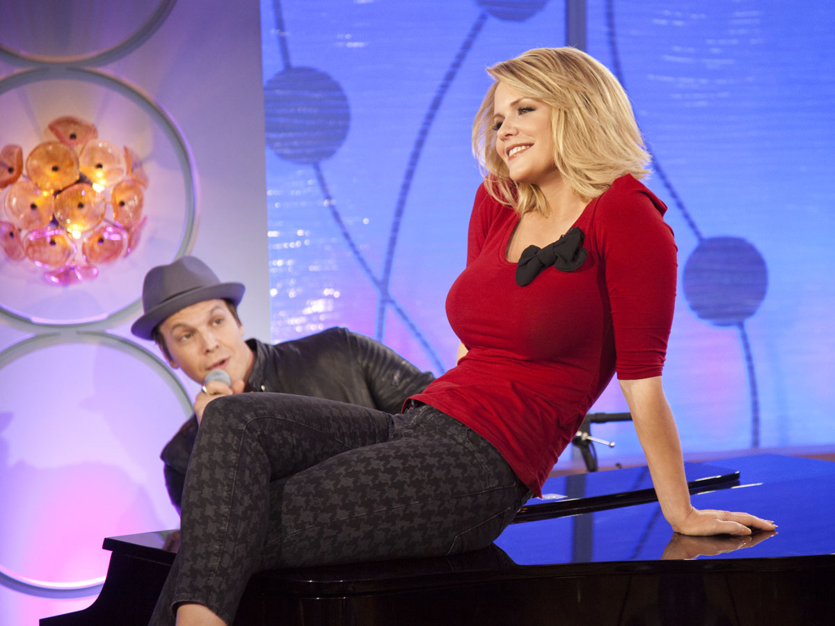 Carrie Keagan & Gavin DeGraw on VH1's Big Morning Buzz Live with Carrie Keagan