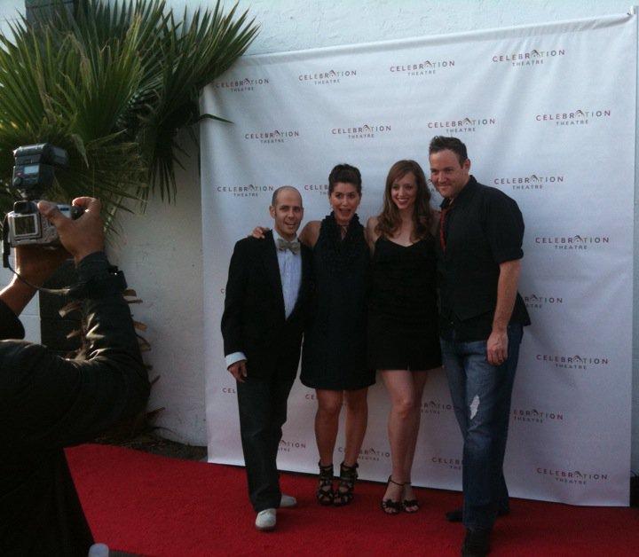 Title of Show LA Premiere Red Carpet