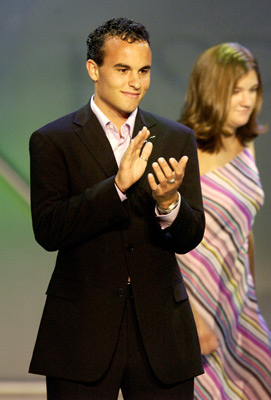 Landon Donovan at event of ESPY Awards (2002)