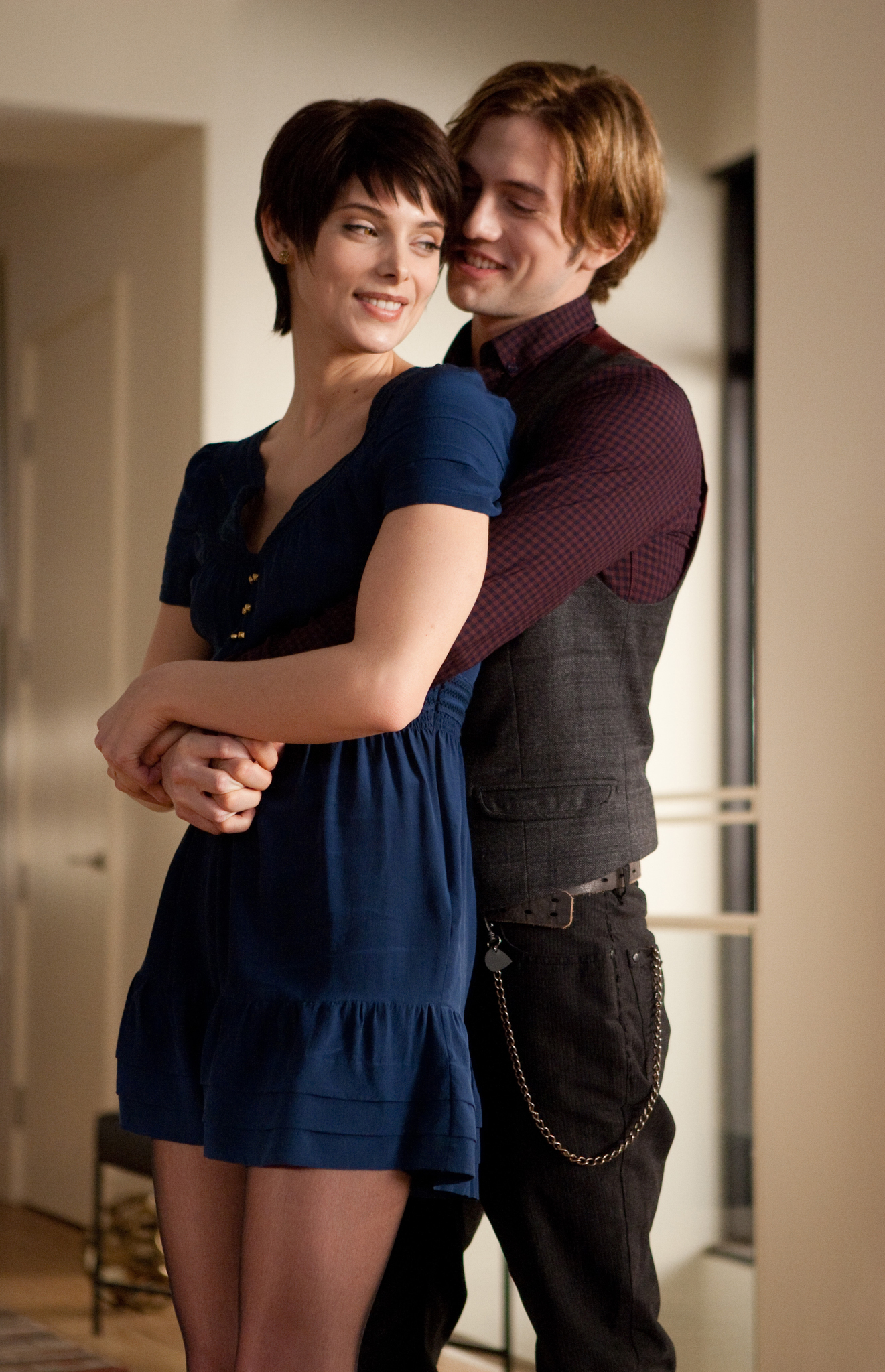 Still of Jackson Rathbone and Ashley Greene in Brekstanti ausra. 2 dalis (2012)