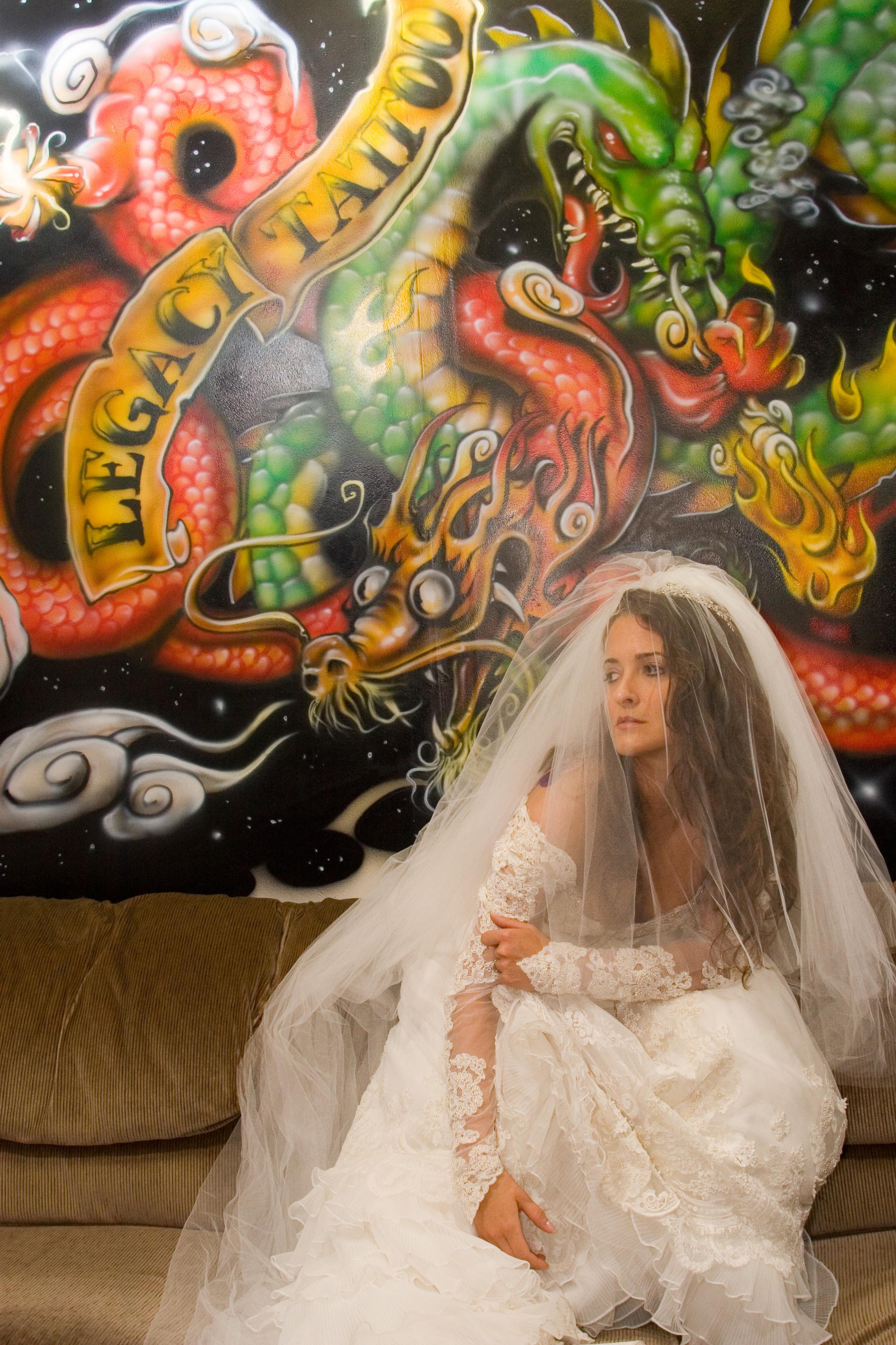 Kathleen Davison - Love's Letters Lost promo shoot