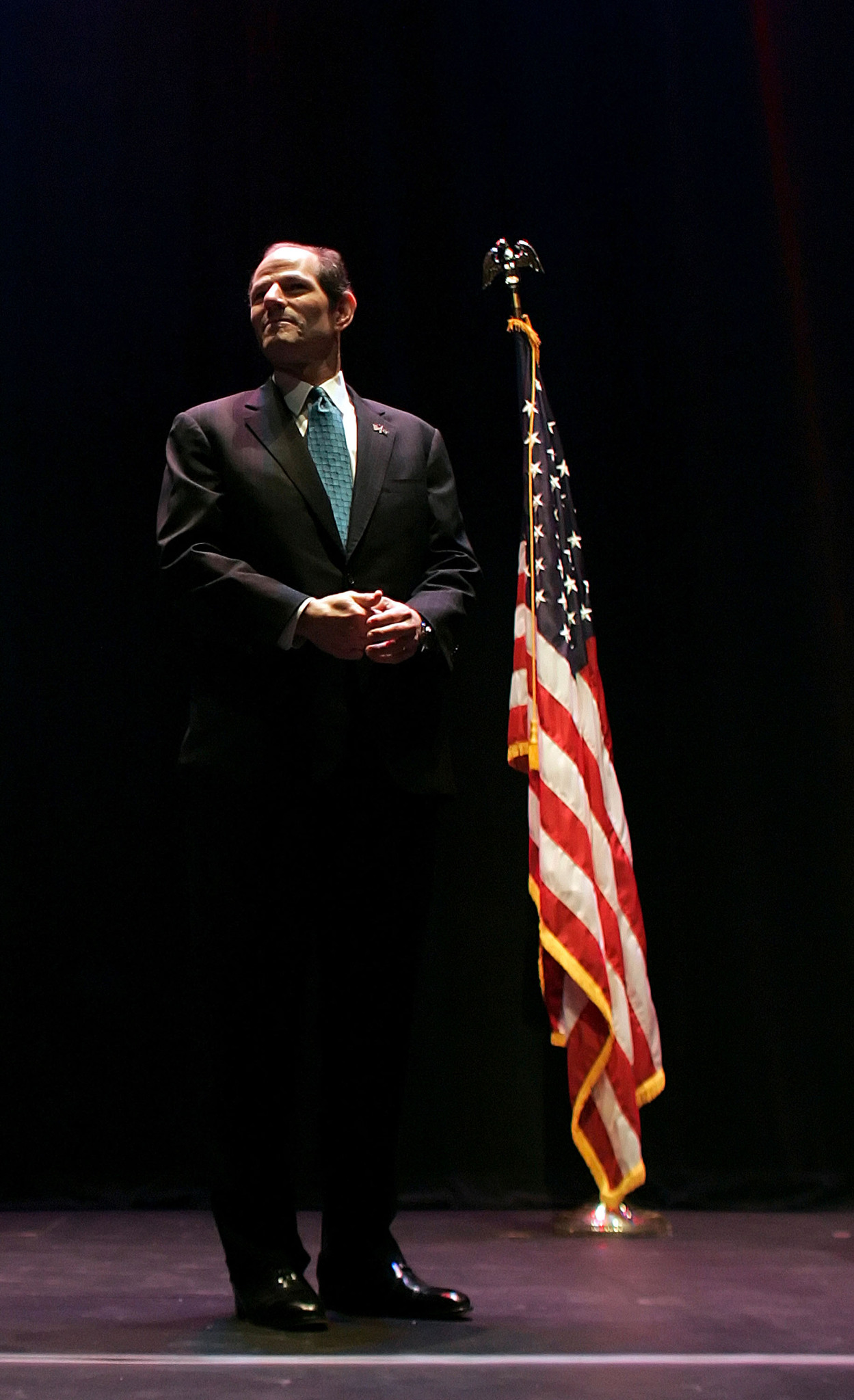 Still of Eliot Spitzer in Client 9: The Rise and Fall of Eliot Spitzer (2010)