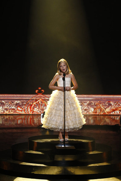 Still of Jackie Evancho in America's Got Talent (2006)