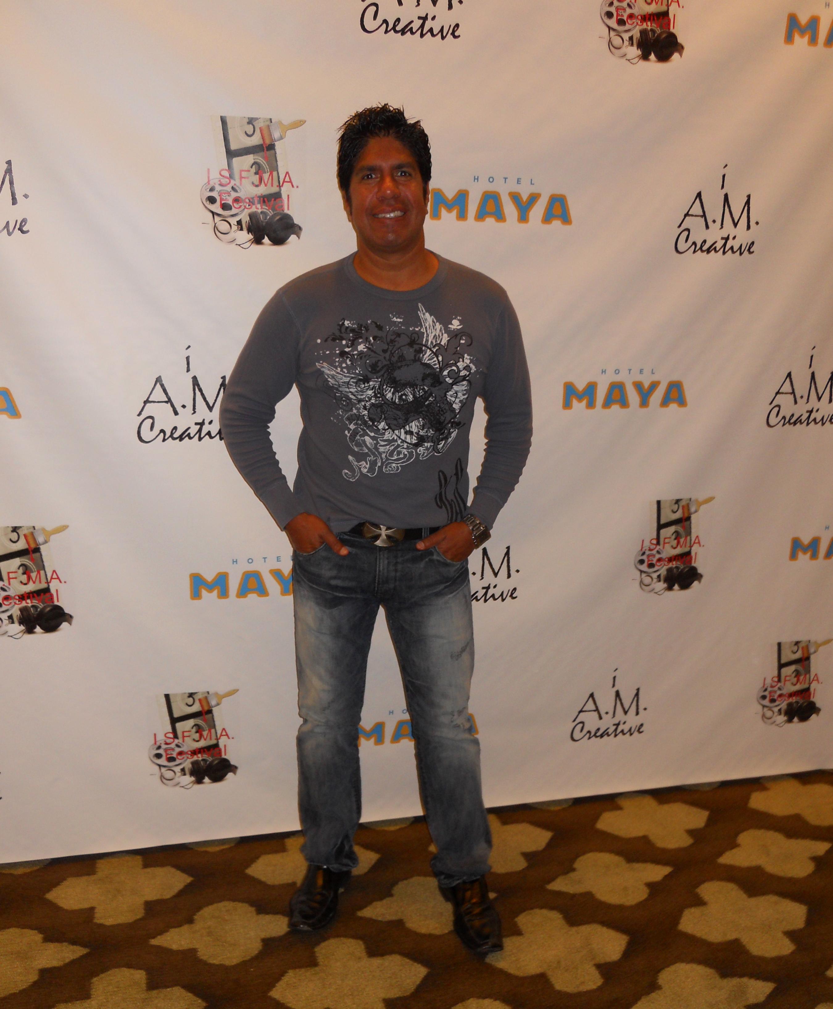 Gordon Vasquez, IFSMA Festival - First Test Screening of