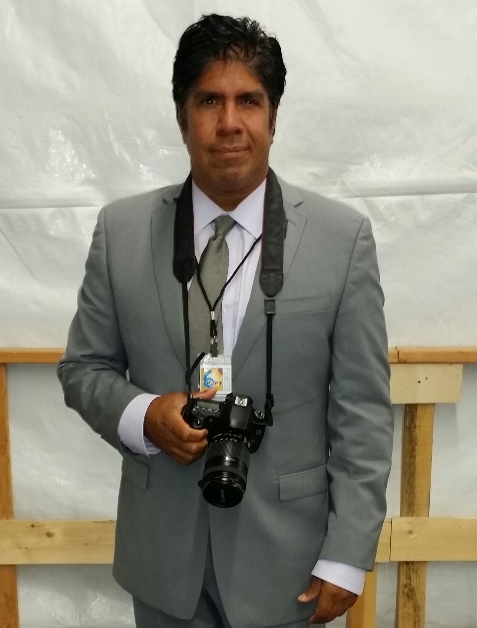 White House Press Photographer - KEY & PEELE sketch / Comedy Central