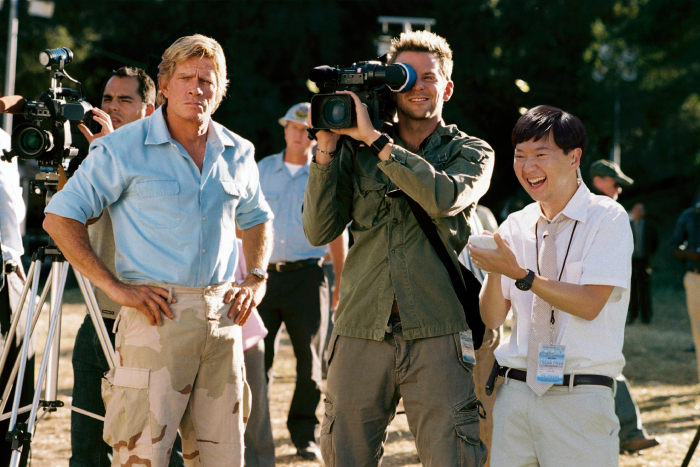 Still of Thomas Haden Church, Bradley Cooper and Ken Jeong in All About Steve (2009)