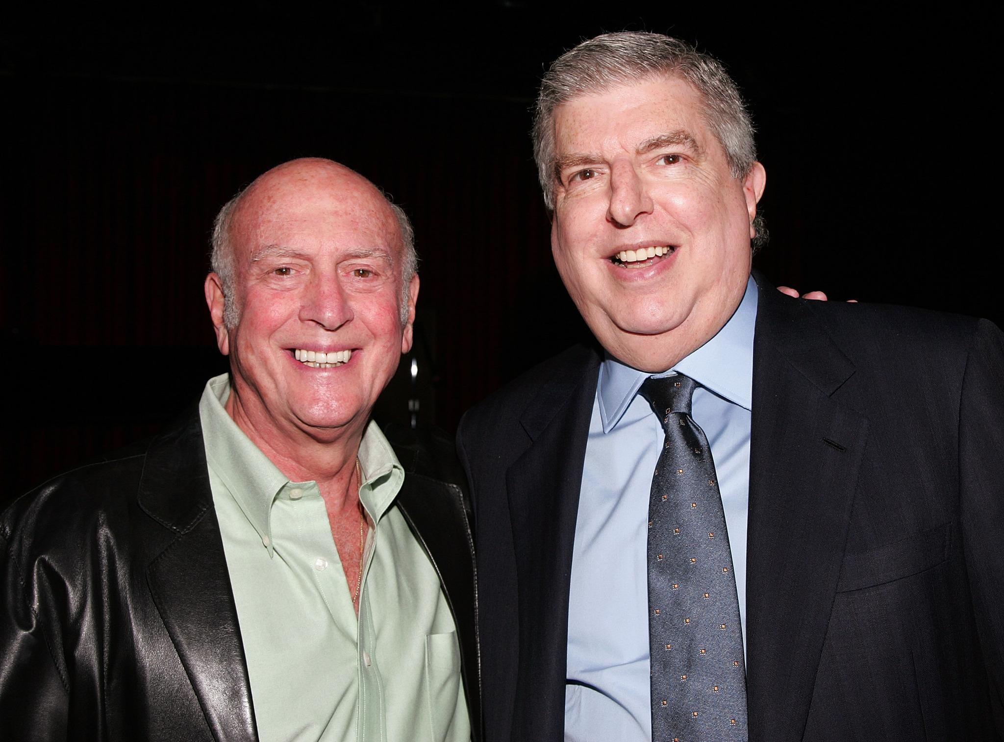 Mike Stoller and Marvin Hamlisch
