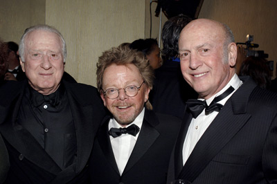 Mike Stoller, Jerry Leiber and Paul Williams