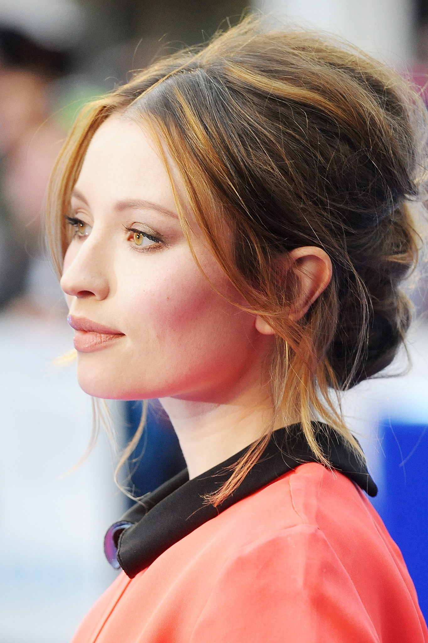 Emily Browning at event of Legenda (2015)